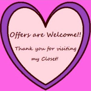Other - *Thank you for visiting my closet💕*